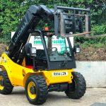 JCB 520-40 Agri 4WD Compact Telehandler / Forklift
