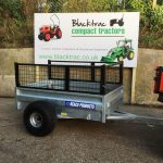 New Beaconsfield General Purpose Off Road Trailer with Extension Sides