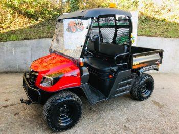 Kioti Mechron 2200 Utility Vehicle