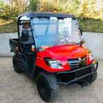 Kioti Mechron 2200 Utility Vehicle