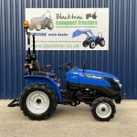 new solis tractor side view