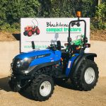 New Solis 20 Compact Tractor
