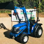 New Solis 20 Compact Tractor with Loader & Bucket