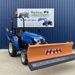 Solis 20 Compact Tractor with Snowplough & Salt Spreader