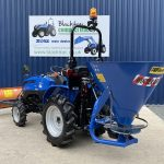 Solis 20 Compact Tractor with Salt Spreader