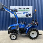 Solis 20 with Loader & bucket