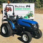 New Solis 26 Compact Tractor