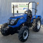 solis compact tractor 4WD