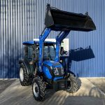 solis compact tractor