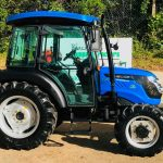 New Solis 50 4WD Compact Tractor