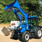 New Solis 50 4WD Compact Tractor with Solis Loader & Bucket