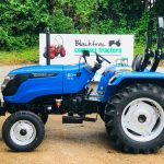 New Solis 50 Compact Tractor