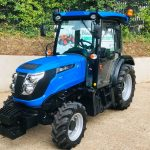 New Solis 75 4WD (Narrow) Compact Tractor
