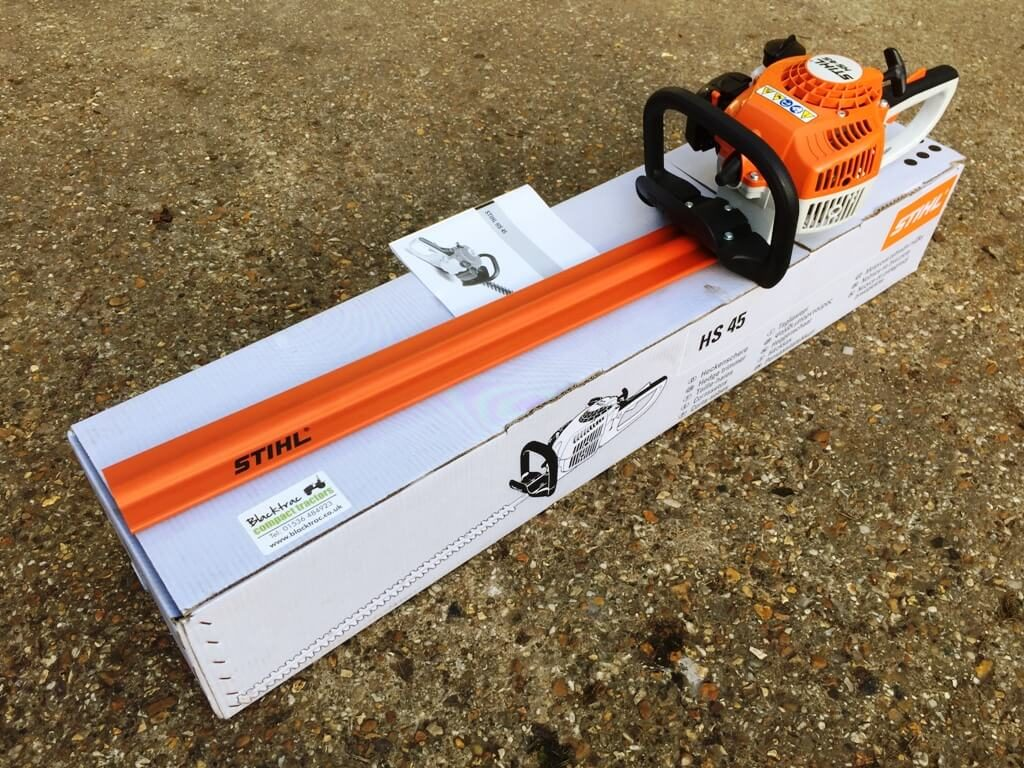New Stihl H545 Double Sided Professional Hedgecutter