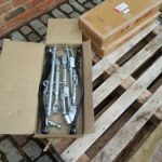 New Heavy Duty 3 Point Linkage Kit for Compact Tractor