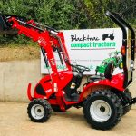 TYM T233 HST Compact Tractor with Loader & Bucket