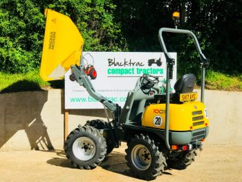 Wacker Neuson 1001 4WD High Tip Dumper