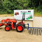 New 4ft Mounted Chain Harrows for Compact Tractor