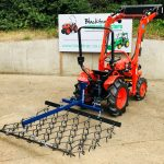 New 6ft Mounted Chain Harrows for Compact Tractor