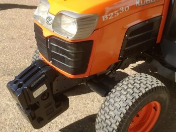 New Compact Tractor Weight