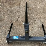 New Bale Spike for Compact Tractor