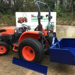 New 5ft Tipping Transport Box for Compact Tractor