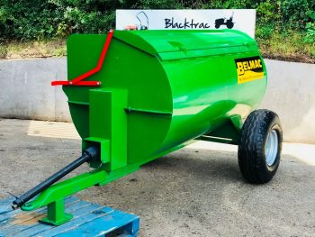 New Belmac 4 Tonne Side Barrel Muck / Manure Spreader