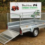 New Blue Line General Purpose Road Legal Trailer