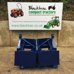 New Beaconsfield 4ft Box Levelling Grader for Compact Tractor