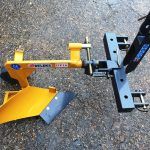 New Single Furrow Plough For Compact Tractor