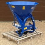 New Fleming PTO spreader for Compact Tractor 500 Litres