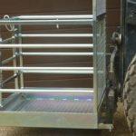 New Forklift Safety Cage / Working Platform