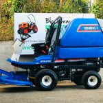 Iseki SFH240 Diesel 4WD Outfront High Tip Ride On Mower