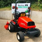 "Kubota F3090 4WD Diesel Ride on Mower with Kubota 60"" Rear Discharge Outfront Deck"