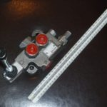 New Hydraulic Spool Block / Log Splitter Lever Valve