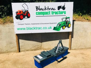 New 5ft Brush for Compact Tractor