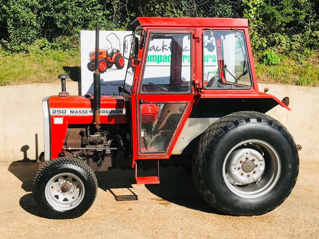Massey Ferguson 250 Compact Tractor