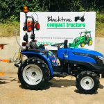 New Single Furrow Reversible Plough For Compact Tractor