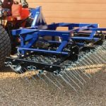 New Beaconsfield 10ft Rigid Grass Tine for Compact Tractor