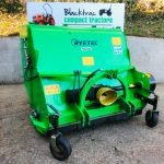 Ryetec P1600 Hydraulic Tip Flail Collector Mower