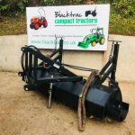 Slewtic 2.1m / 7ft Hydraulic Brush for Tractor