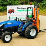 New Delek 2200 Forklift for Compact Tractor
