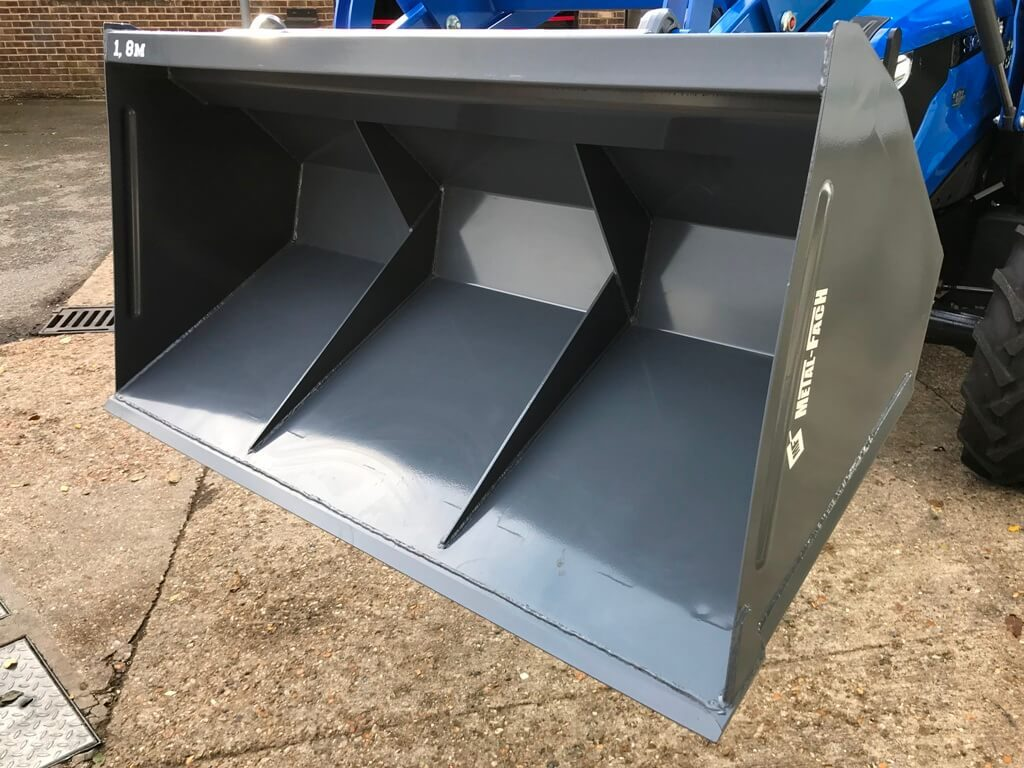 New Solis 50 Euro 8 Loader Bucket
