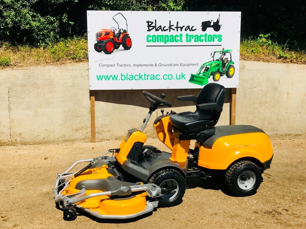 Stiga Park 540 DPX Diesel 4WD Outfront Mulching Ride on Mower