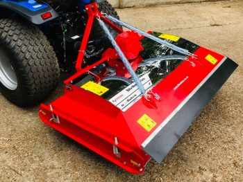 New Trimax Striker 150 Roller Mower