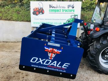 Oxdale 8ft Box Grader