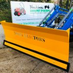 Solis 50 loader snowplough