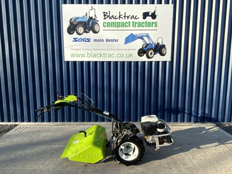 Grillo Compact Tractor Attachment
