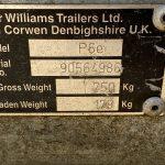ifor williams p6e trailer 01 21 7