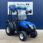 solis tractor with full cab